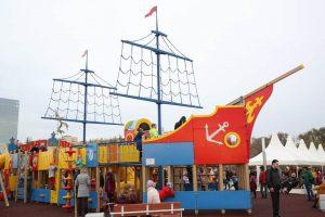 Детский корабль