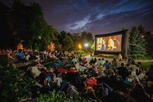 Кино на траве в Волгограде - расписание 2019 года в Комсомольском саду