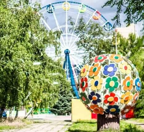 Комсомольский парк - официальный сайт в Волгограде, адрес, где находится горсад