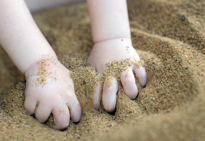 песочная комната