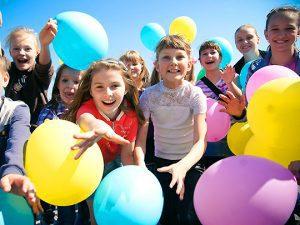 Детский праздник Волгоград