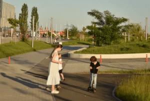 Где гулять с детьми?