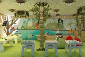 В Волгограде появится арт-студия песочной терапии для детей