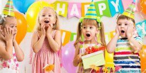 День Рождения ребенка 5 лет