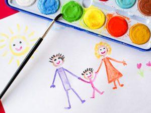 Интересные занятия для детей