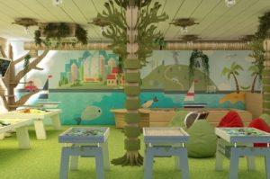 В пойме реки Царицы появится детская арт-студия