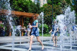 В центре Волгограда праздник проходит каждый день