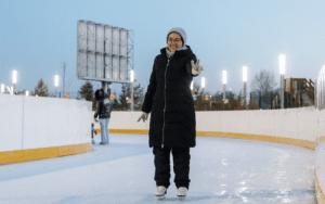 Зимние развлечения в Волгограде