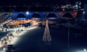 Куда пойти зимой в Волгограде?