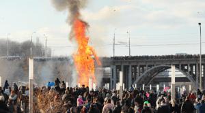 Сжигание чучела Масленицы в Волгограде будет пожаробезопасным
