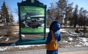 Выставка городов-побратимов открылась в волгоградском ЦПКиО