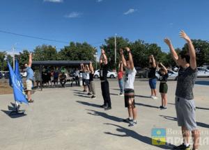 Жители Волгоградской области присоединились к «Всемирному дню здоровья»