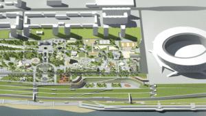 В Волгограде утвердили новую концепцию ЦПКиО. Смотрим, каким будет главный парк города