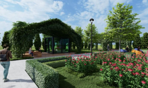 В Волгограде ЦПКиО сделают единым пространством с Центральной набережной