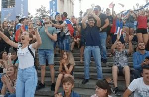 В Волгограде матчи чемпионата Европы по футболу можно посмотреть под открытым небом