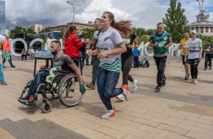 5 июня в Волгограде прошел Зеленый Марафон