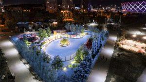 Зимой пруд в ЦПКиО Волгограда превратят в каток